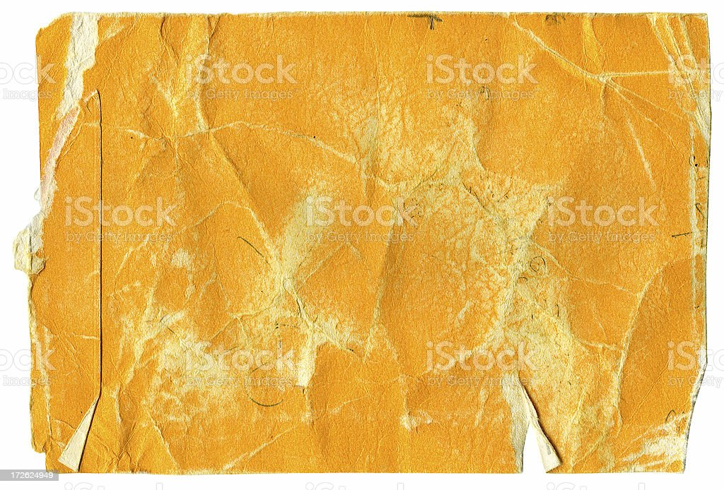 1980's Notebook Grunge Layer royalty-free stock photo