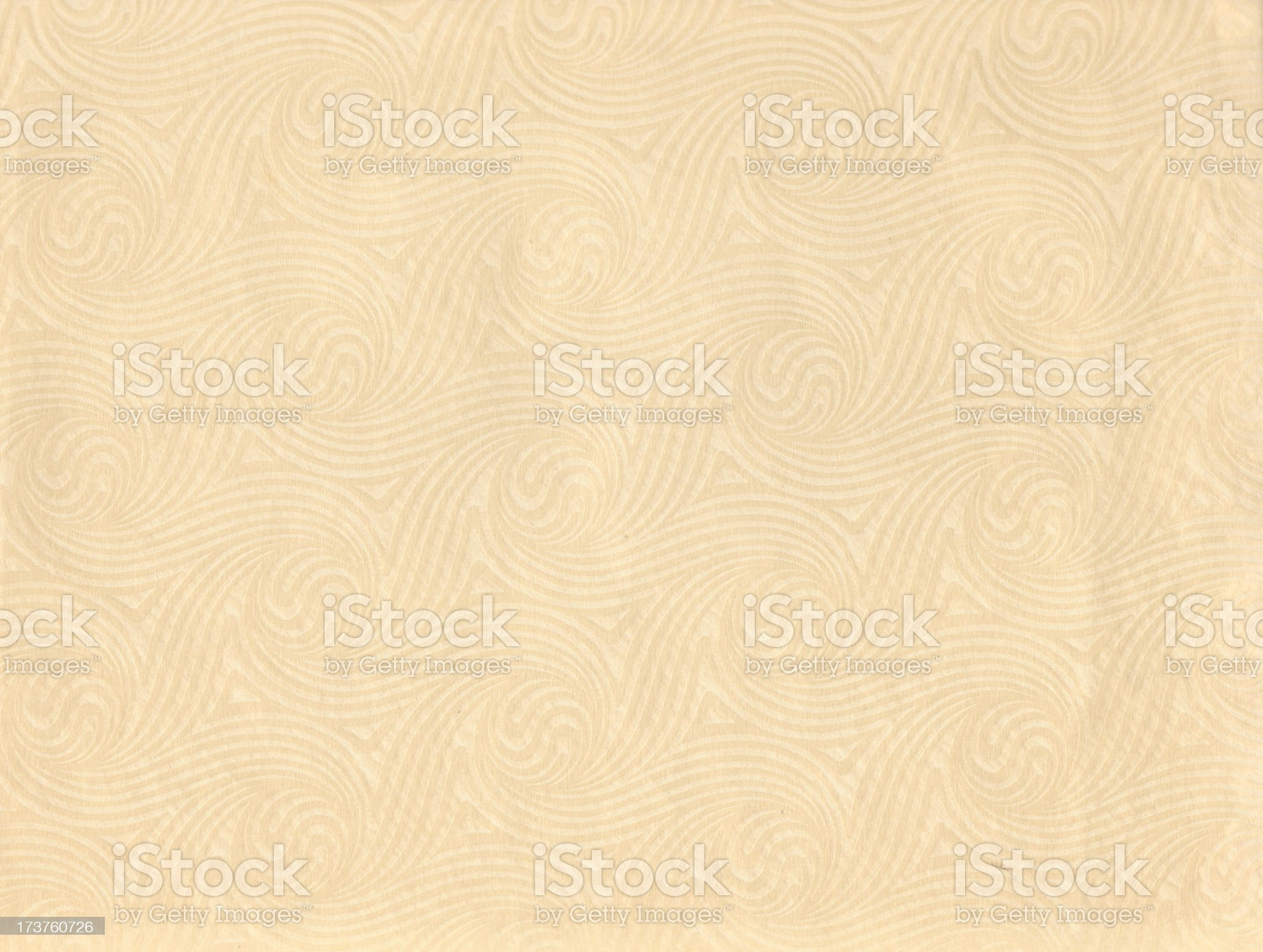 60's protection photo paper royalty-free stock photo
