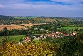 Saale Unstrut vineyards