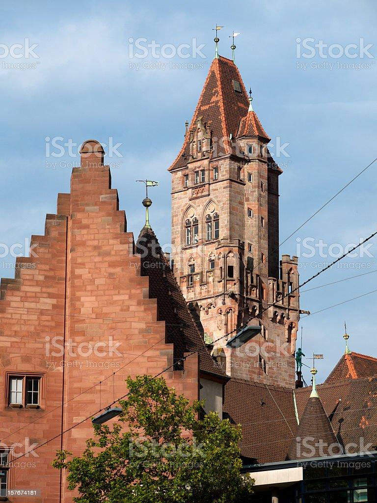Saarbrücken, Germany stock photo