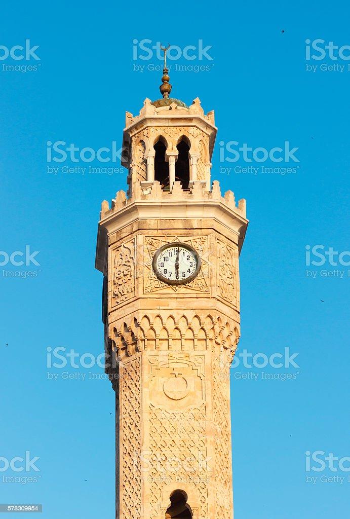 Saat Kulesi (Clock Tower) stock photo