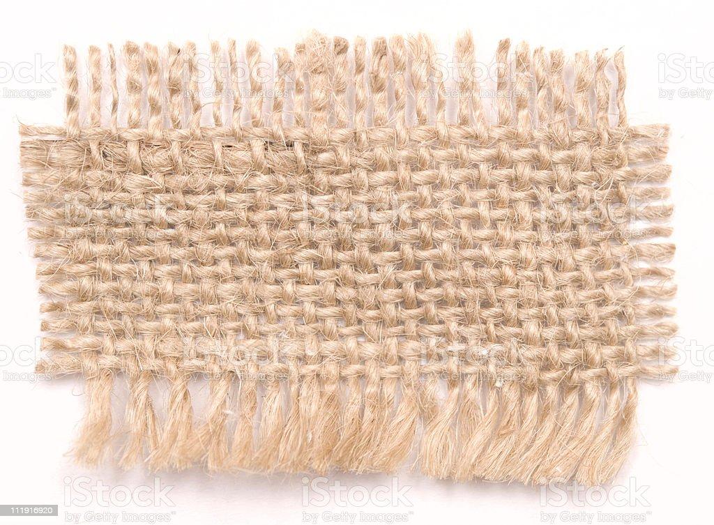 sack cloth royalty-free stock photo
