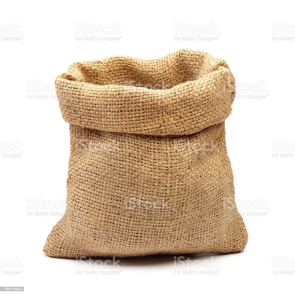 sack stock photo