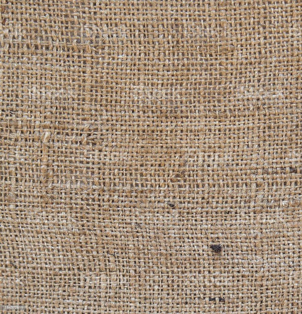 Sack Textile stock photo