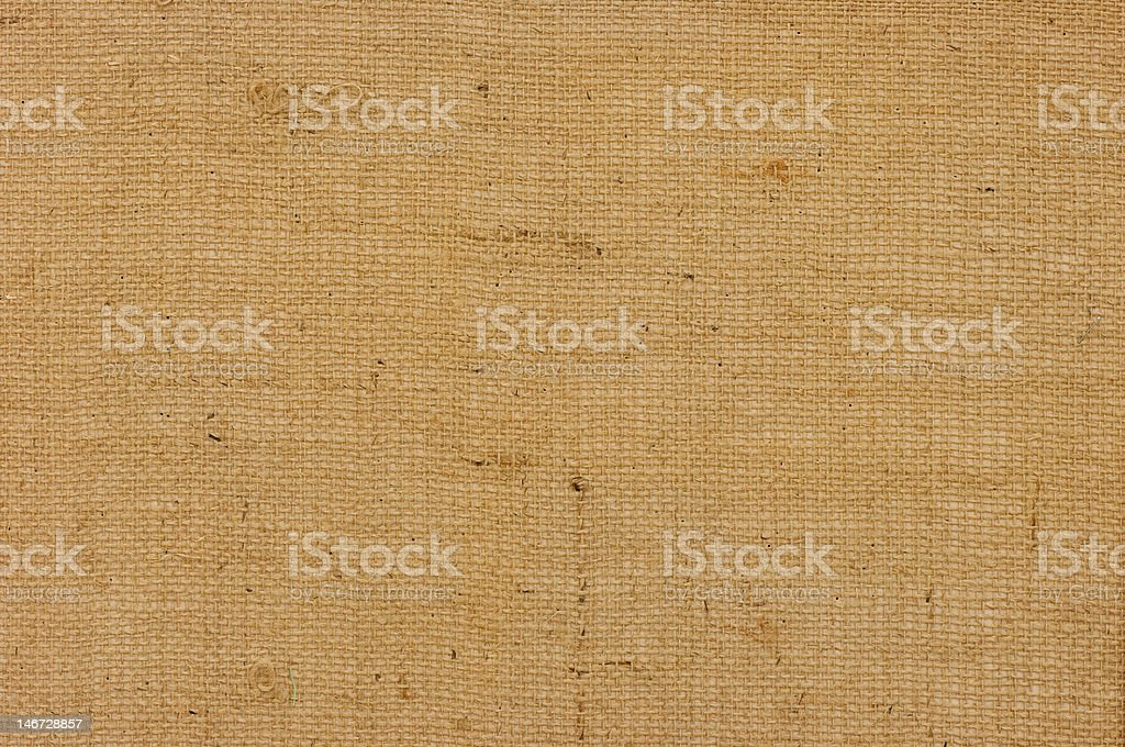 Sack Texture royalty-free stock photo