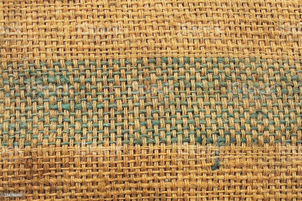 sack texture. royalty-free stock photo