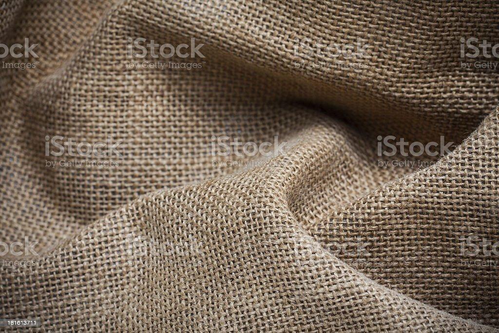 sack texture royalty-free stock photo
