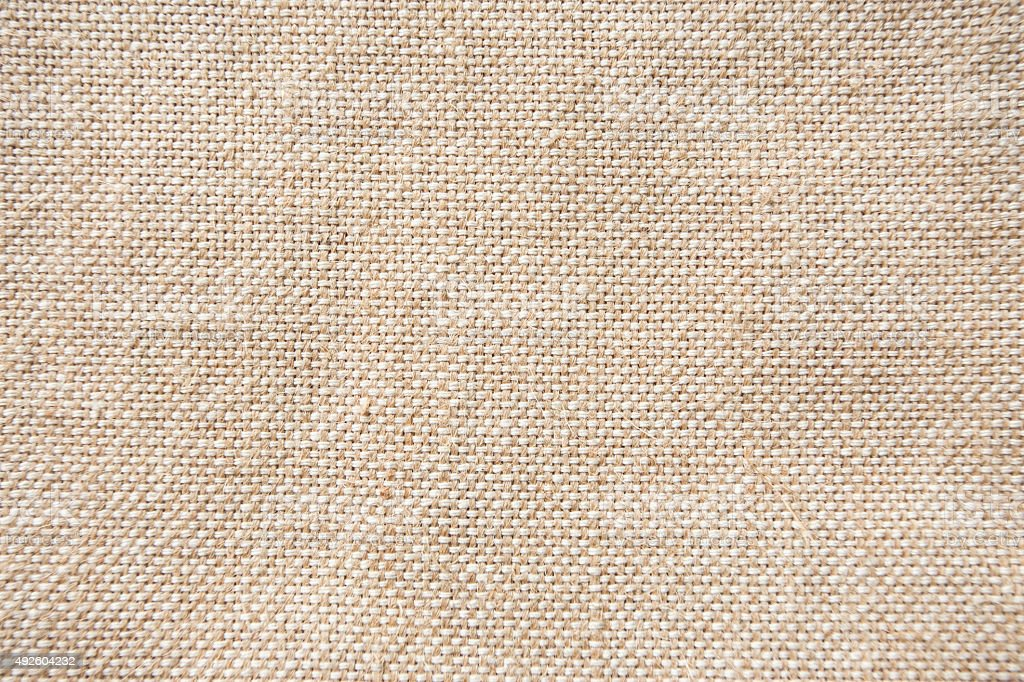 Sack texture stock photo
