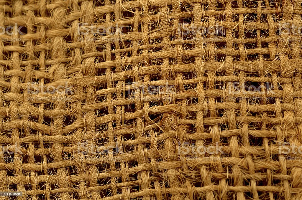 sackcloth background royalty-free stock photo