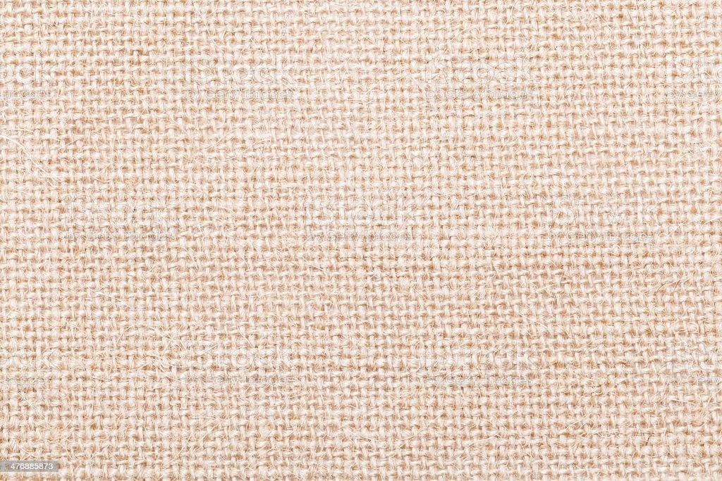 Sackcloth texture stock photo