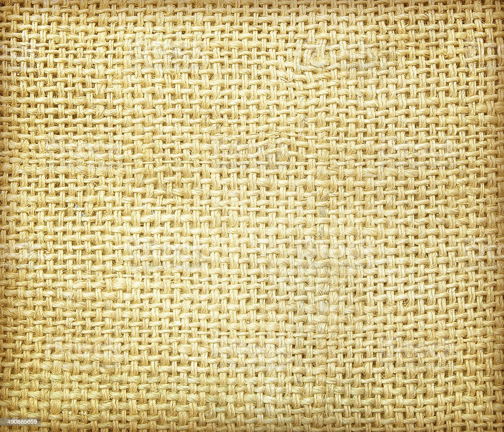 sackcloth textured background stock photo