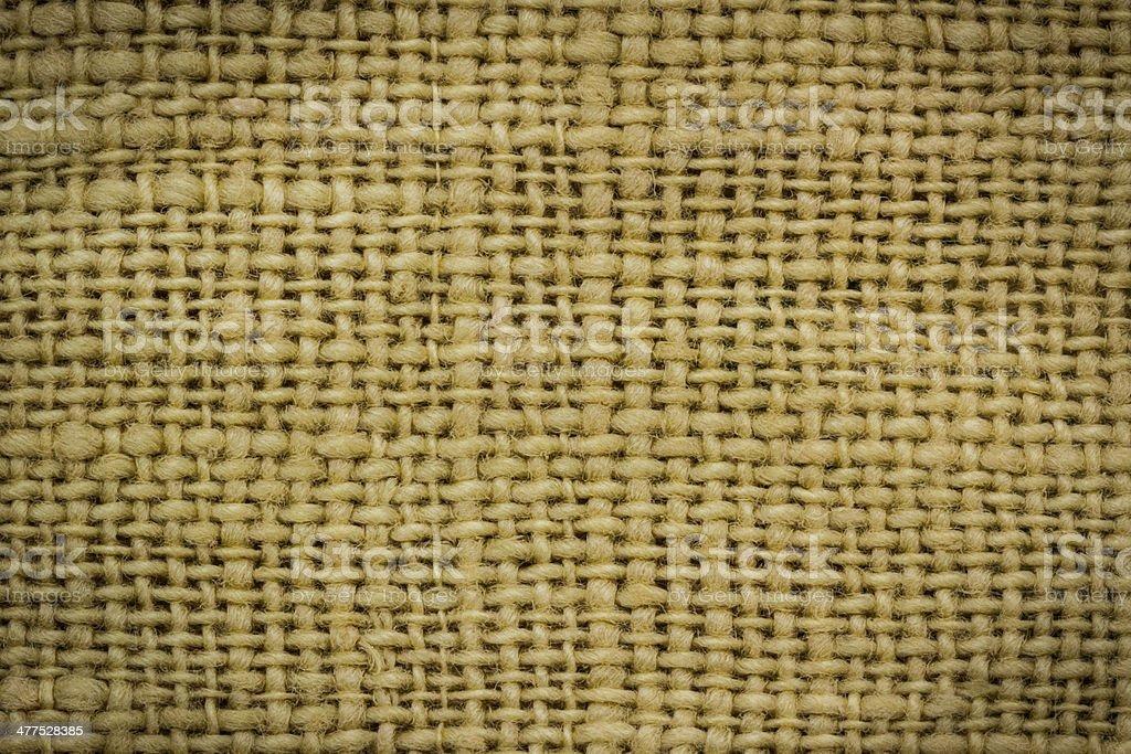 sackcloth,gunny-bag textured background. stock photo