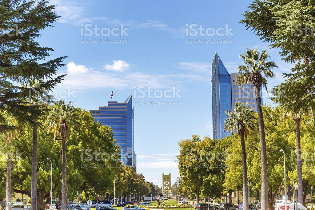Sacramento, California stock photo