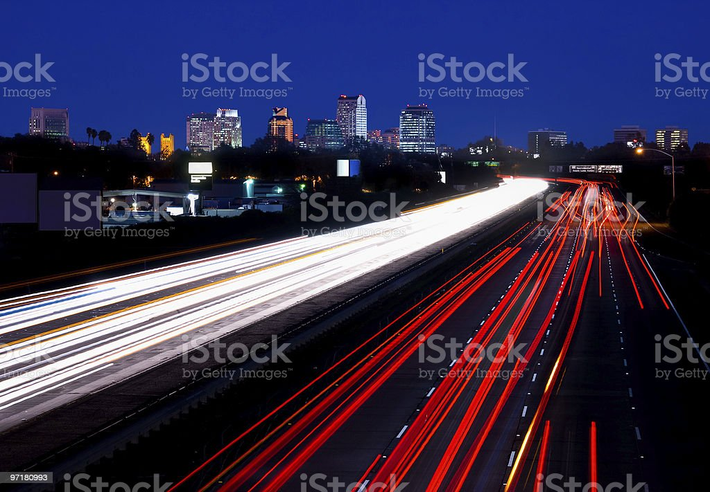 Sacramento California stock photo