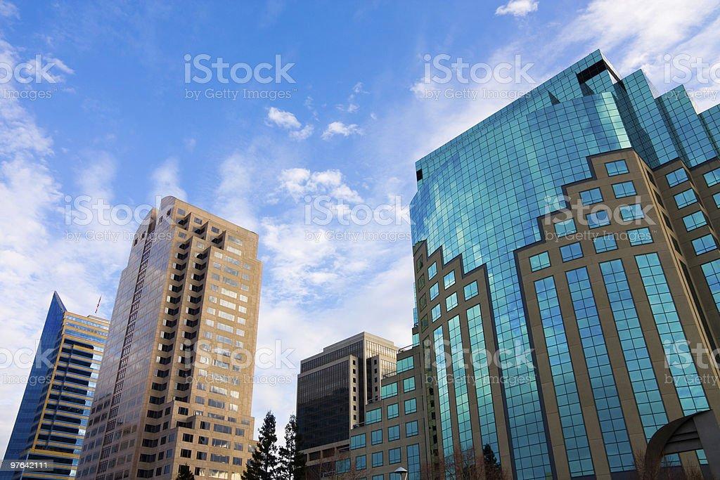 Sacramento California royalty-free stock photo