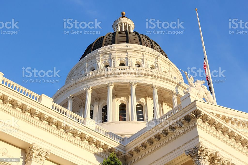 Sacramento stock photo