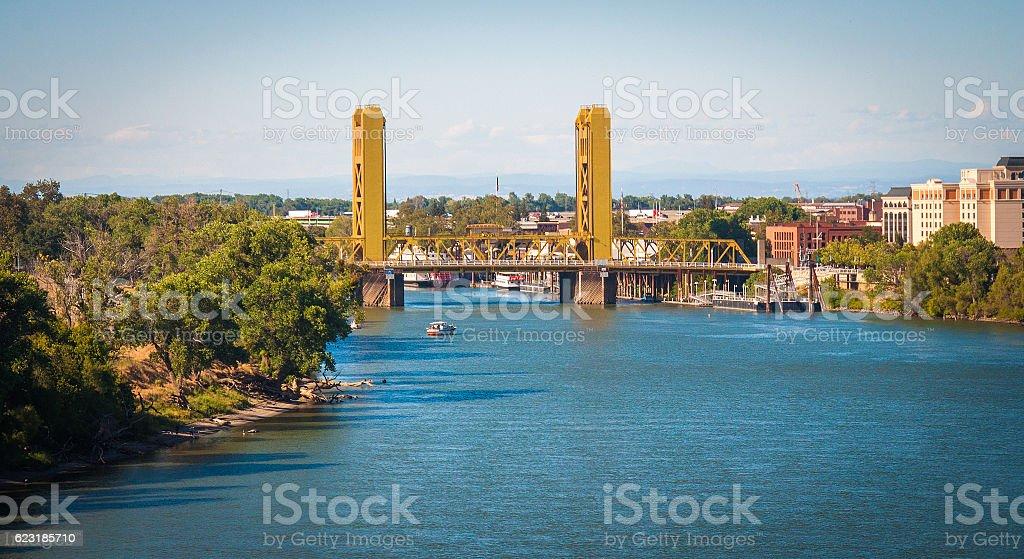 Sacramento Walks, California shots, USA stock photo
