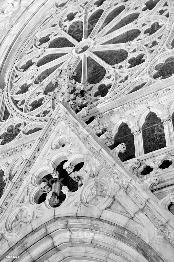 Sacred Architecture royalty-free stock photo
