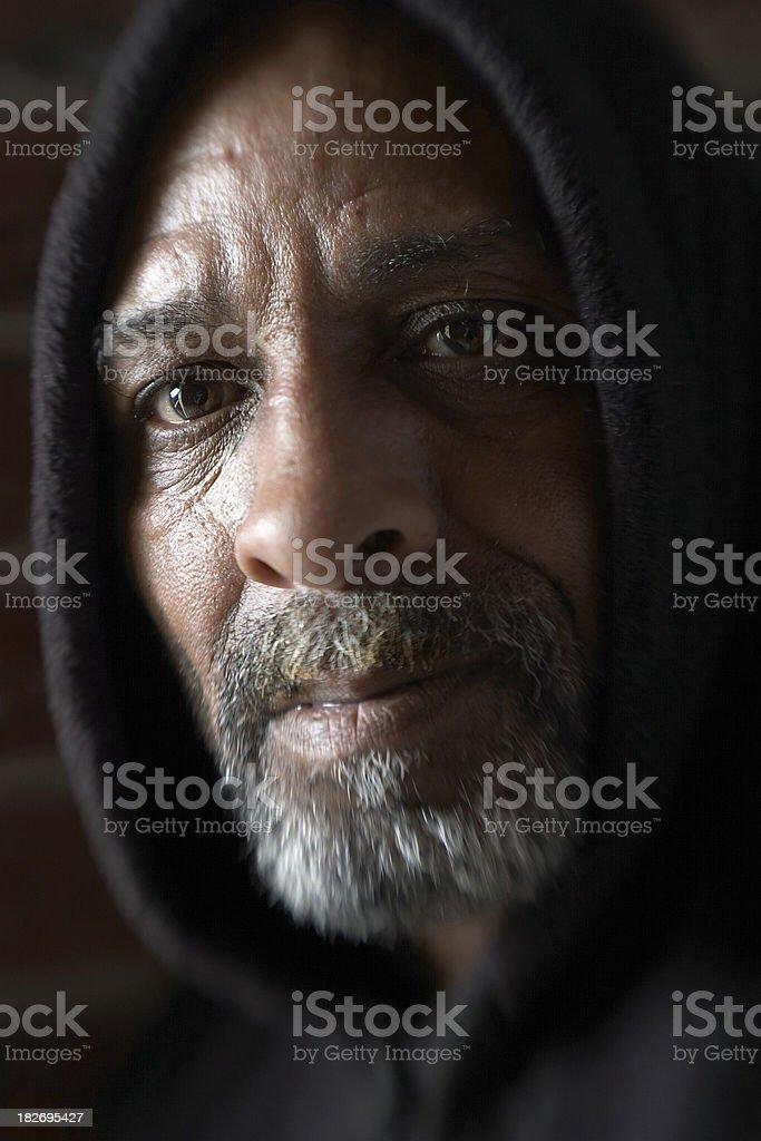 Sad Eyes royalty-free stock photo