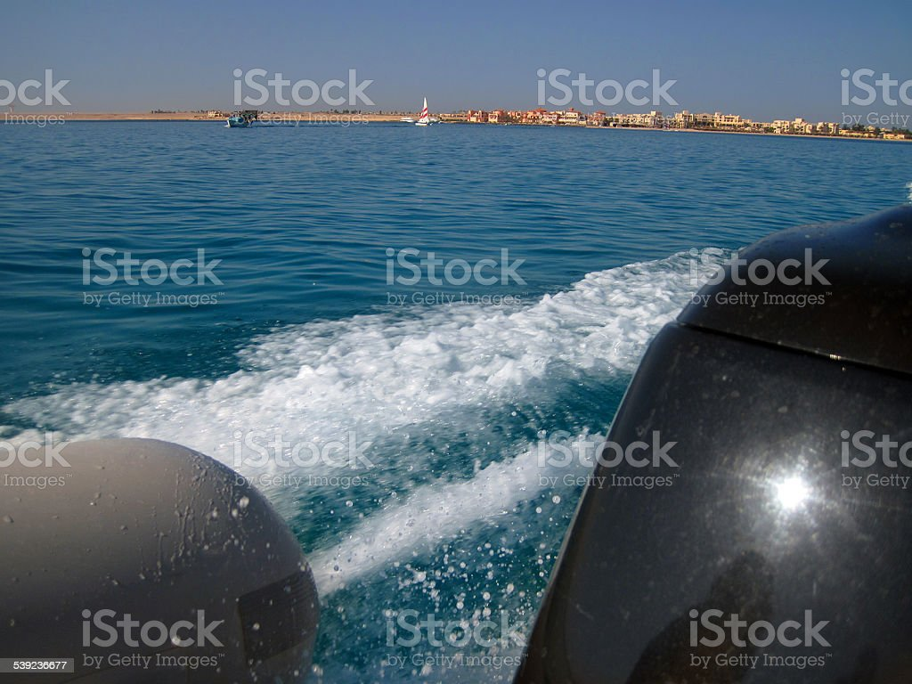 Safaga bay stock photo