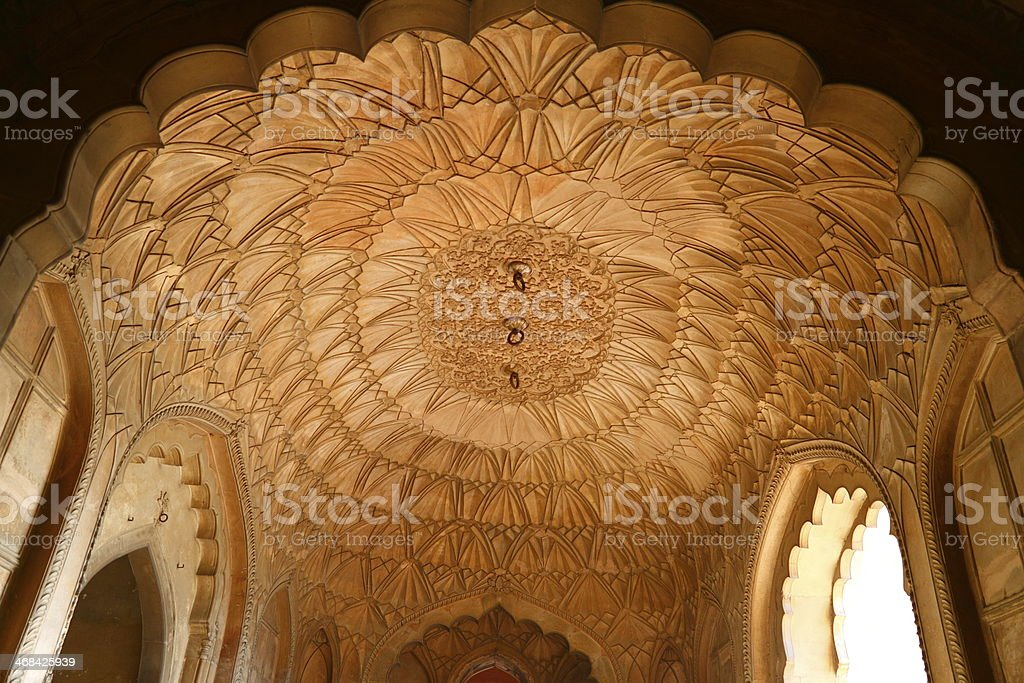 Safdarjung's Tomb royalty-free stock photo
