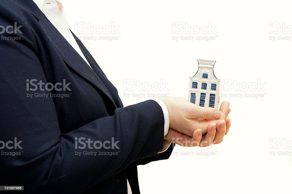 Safe and secure royalty-free stock photo