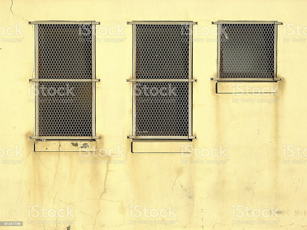 Safe and Secure stock photo