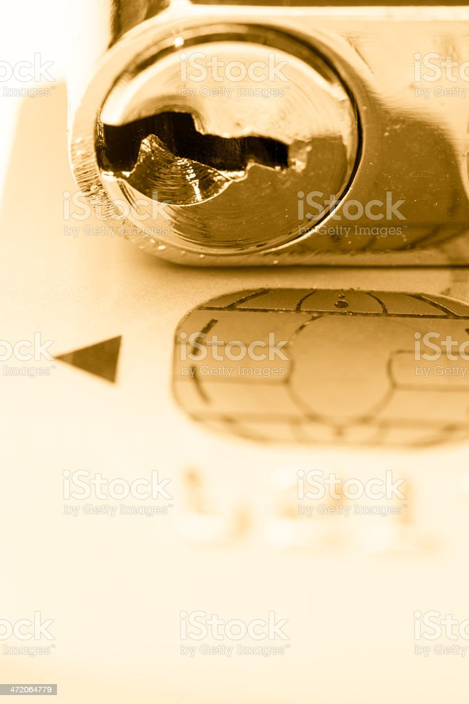 safe banking financial concept royalty-free stock photo
