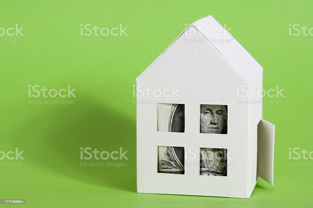 Safe investment stock photo