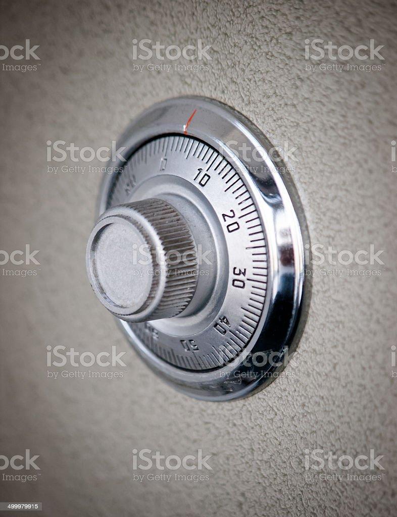 safe lock stock photo