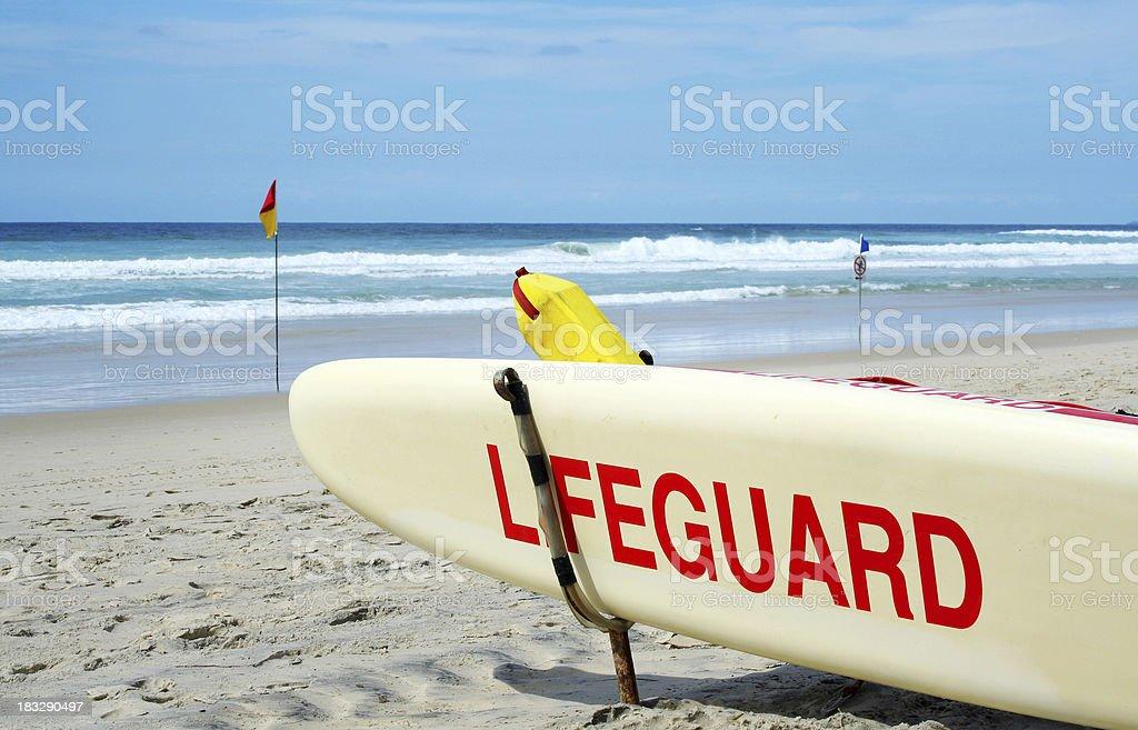 Safe Swimming v3 royalty-free stock photo