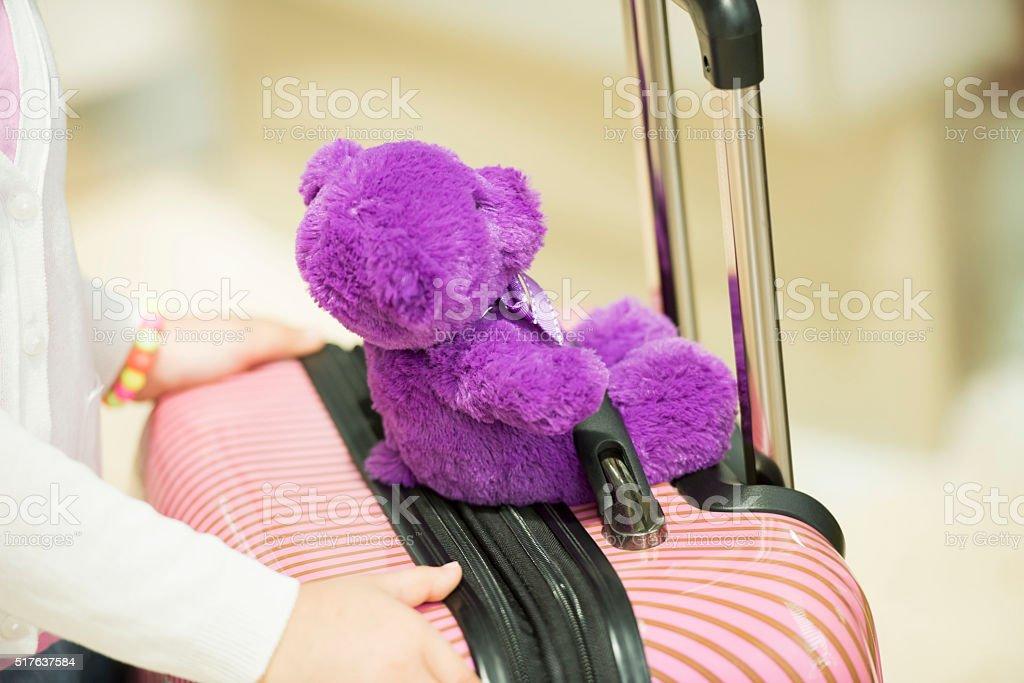 Safe travels stock photo