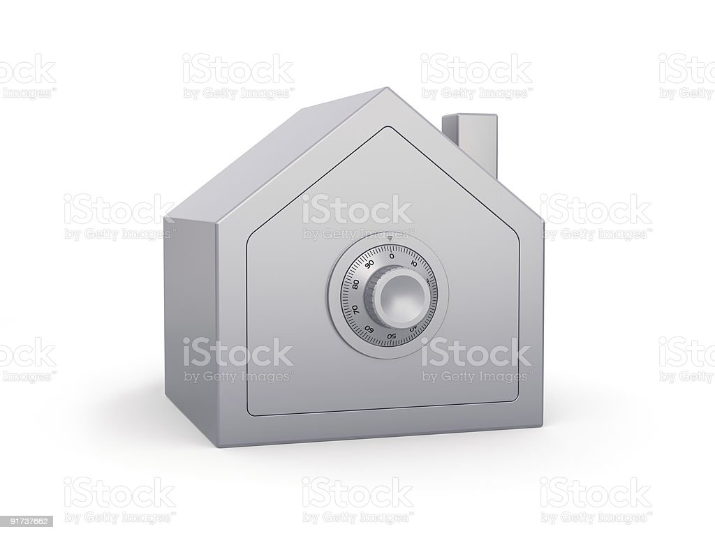 Safety Нome royalty-free stock photo