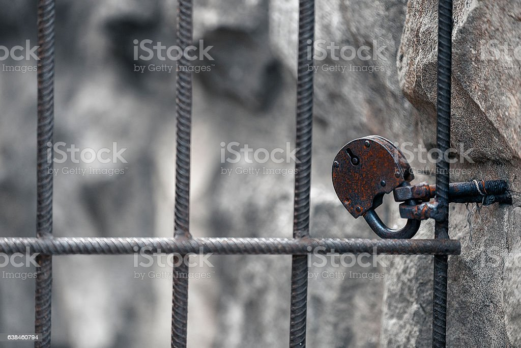 Safety and security stock photo