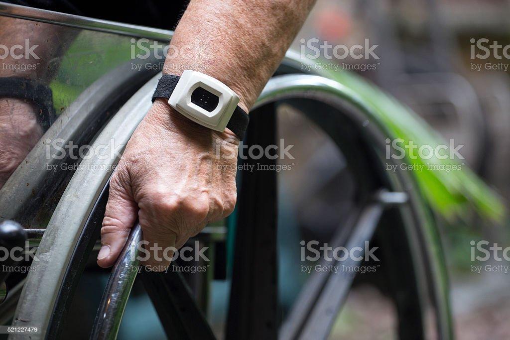 safety bracer stock photo