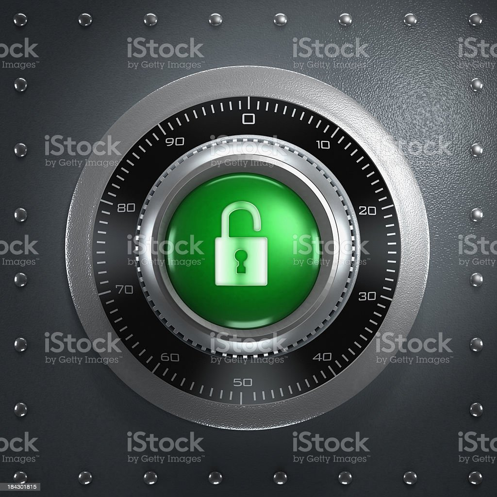Safety concept stock photo
