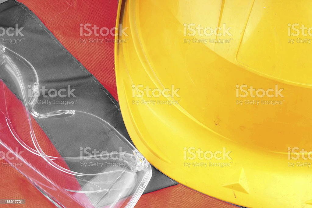 Safety Equipment royalty-free stock photo