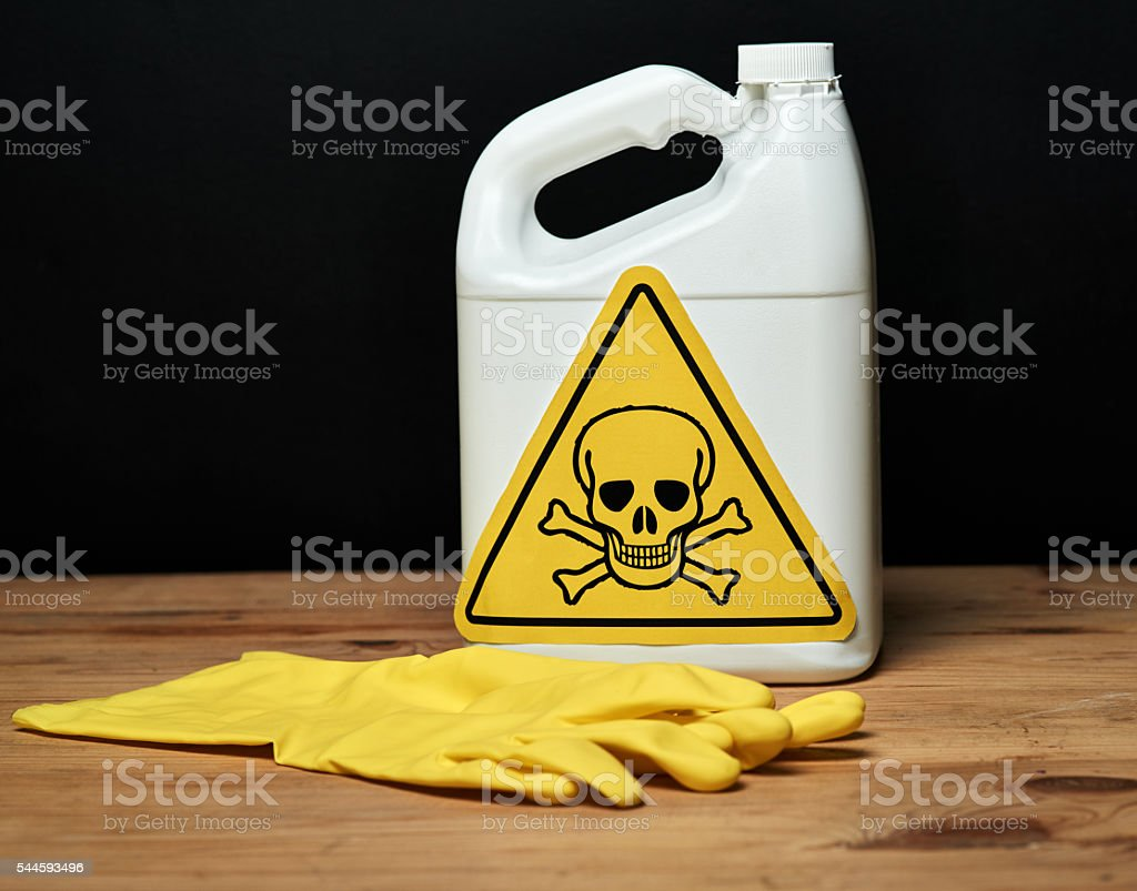Safety first! stock photo