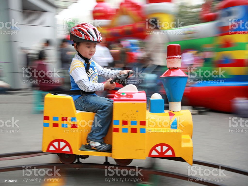Safety first! royalty-free stock photo