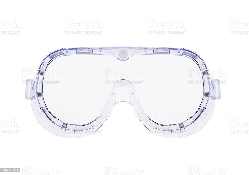 Safety Glasses royalty-free stock photo