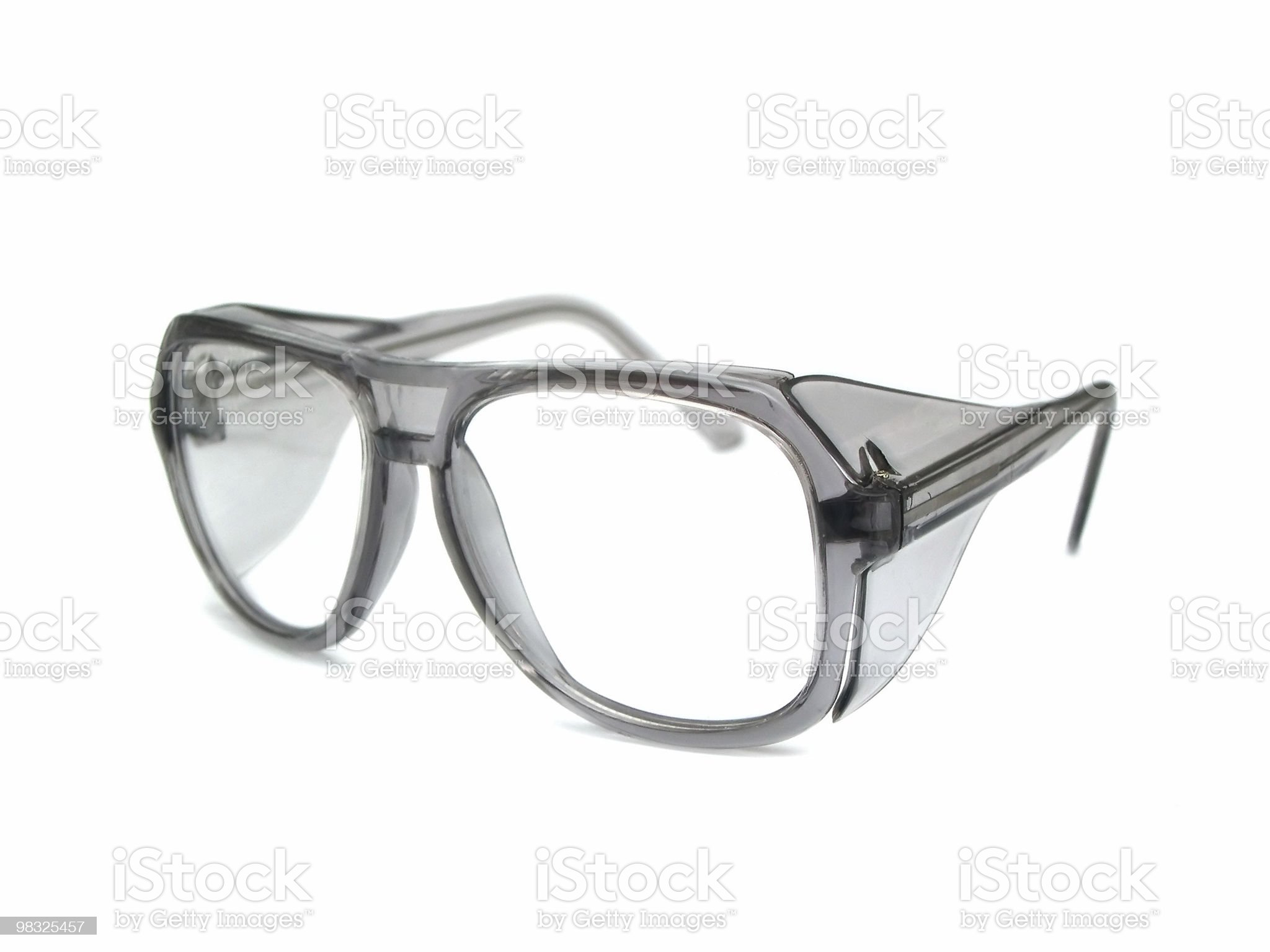 Safety goggles royalty-free stock photo
