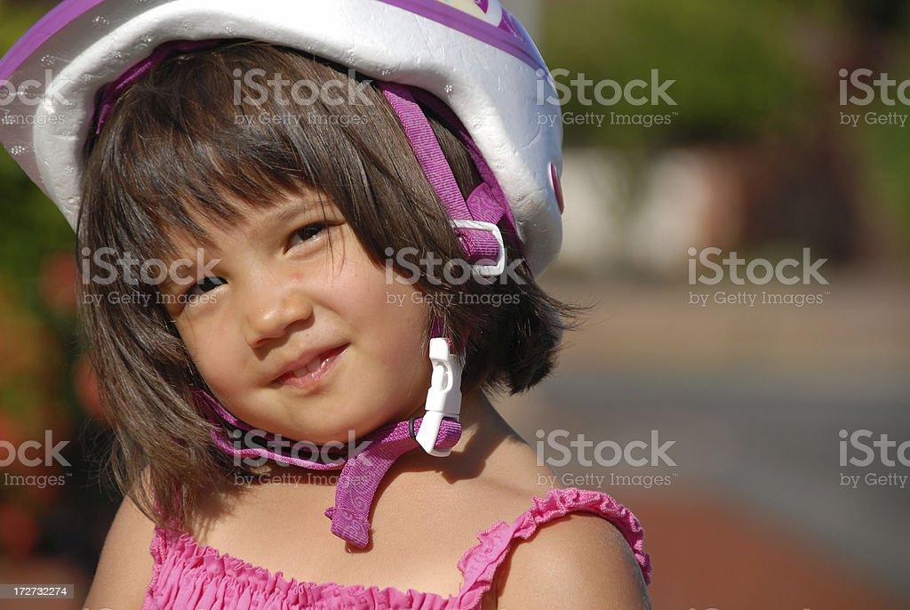 Safety Helmet royalty-free stock photo
