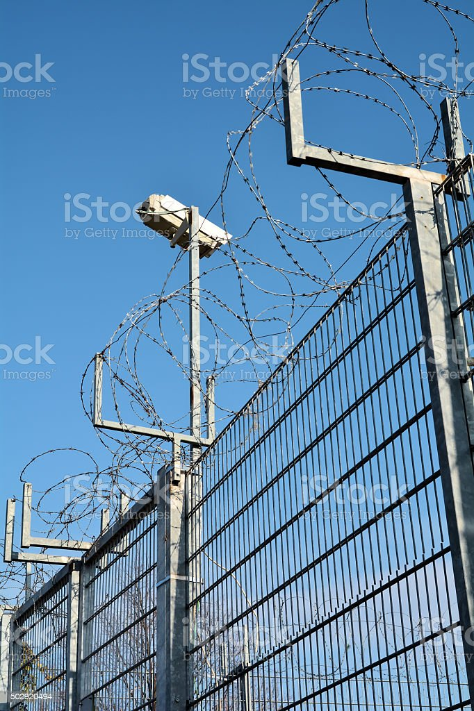 safety measure stock photo