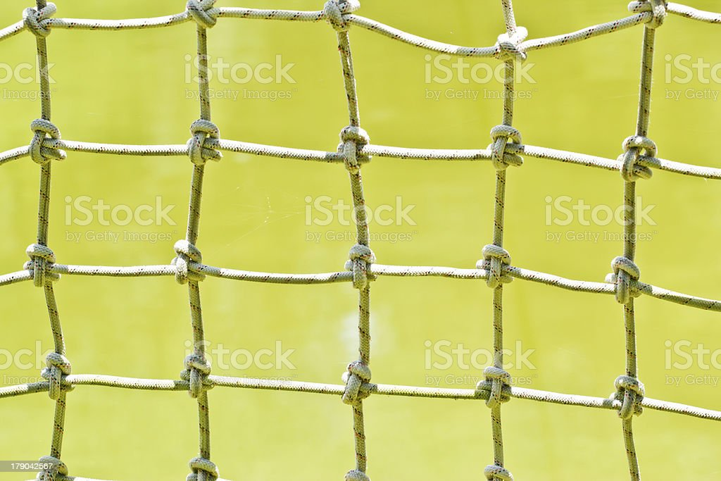 Safety net Water turbine background royalty-free stock photo