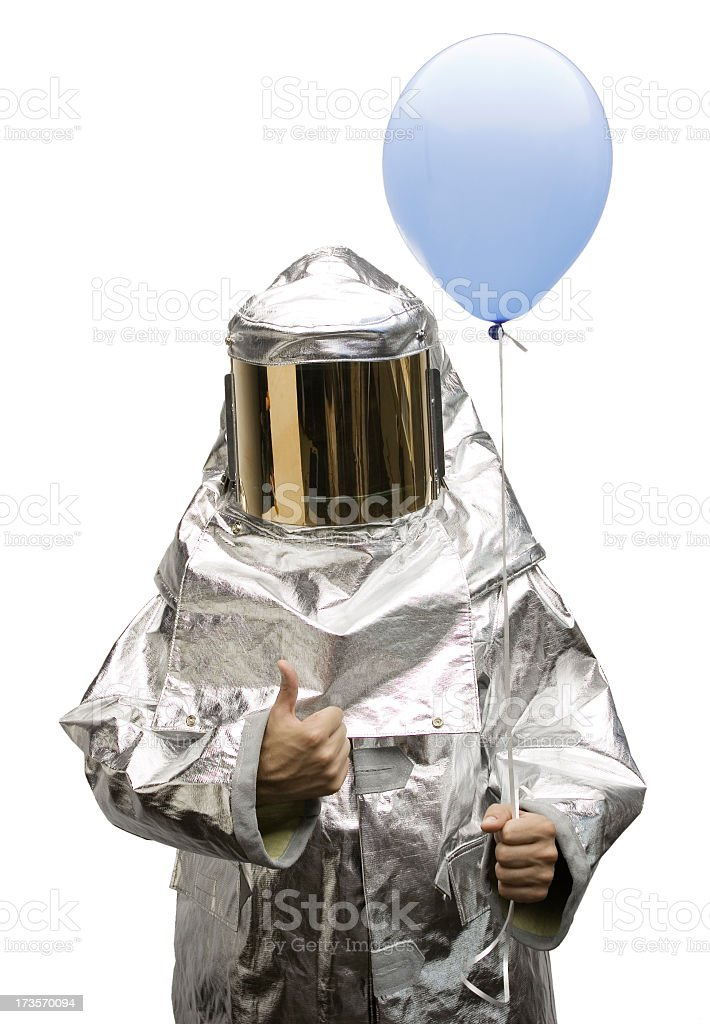 Safety Party royalty-free stock photo