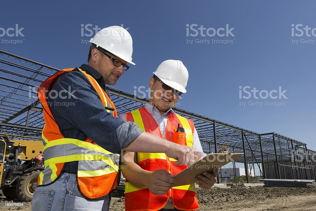 Safety Review royalty-free stock photo