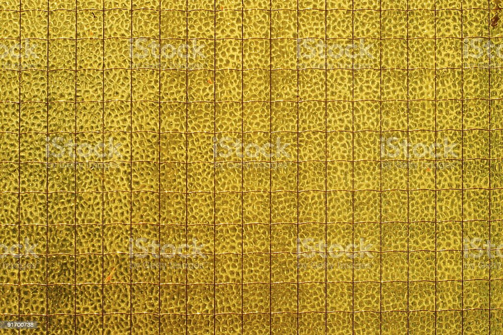 safety, wire glass / wall royalty-free stock photo