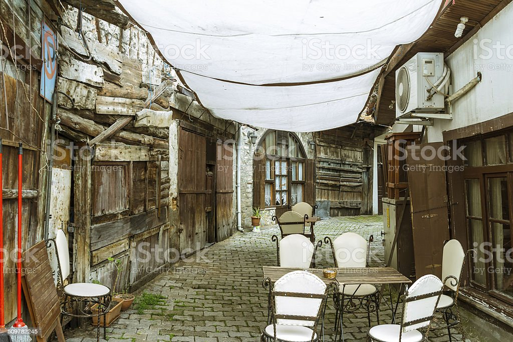 Safranbolu Arastas? stock photo