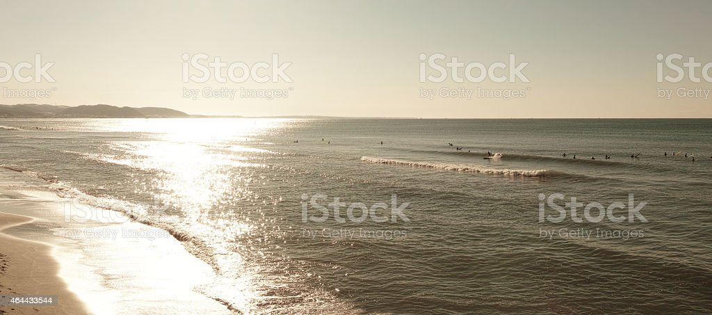 Sagami Bay stock photo