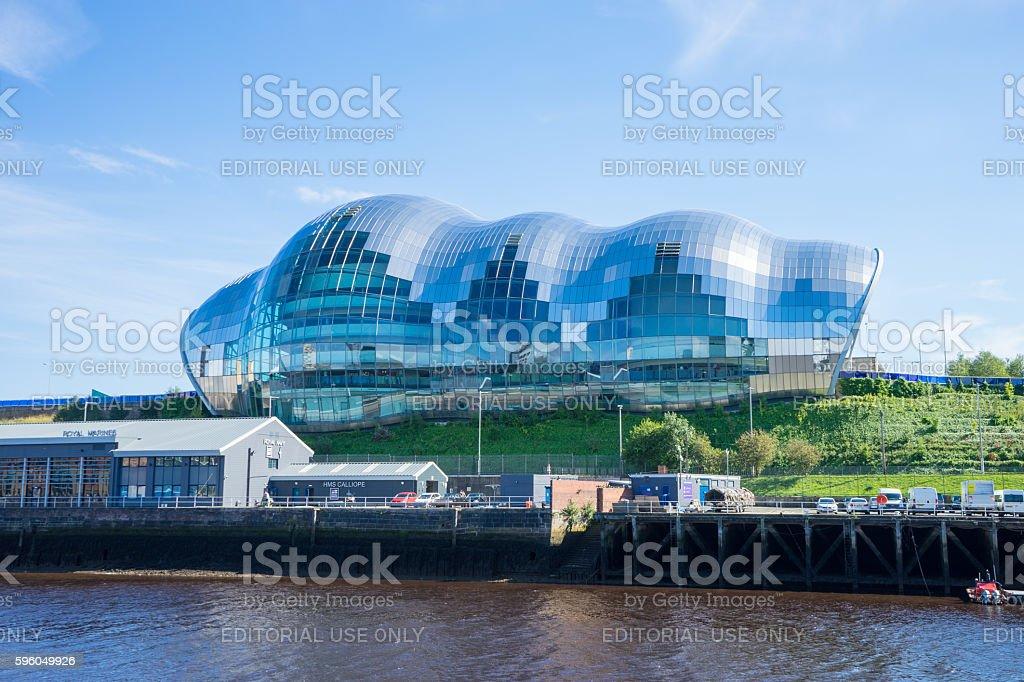 Sage Gateshead stock photo
